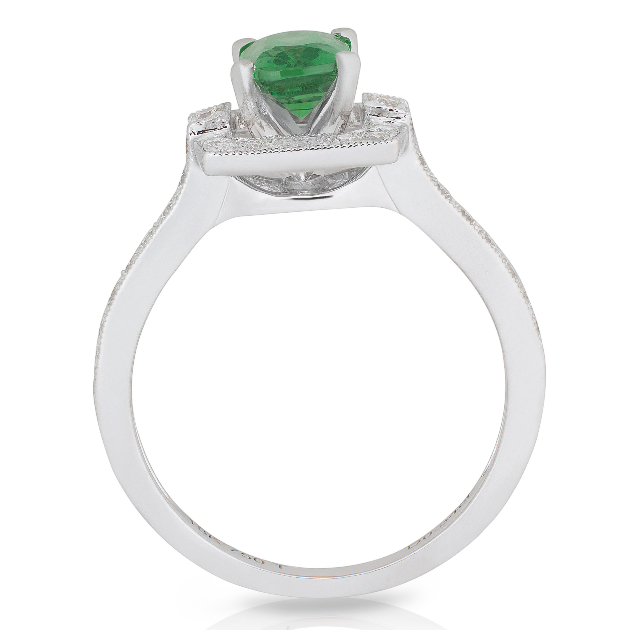 set edit ring white gold halo diamond karat in rings engagement tsavorite