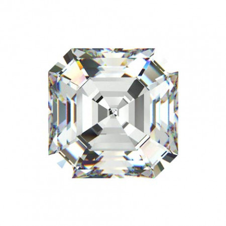 Asscher D VVS1 Diamond | DG & CO Jewellery